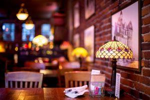 Vintage Cafe, Everett Interior