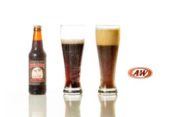 Bulldog vs A&W Root beer