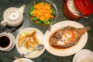 szechuan-first chinese fried sole